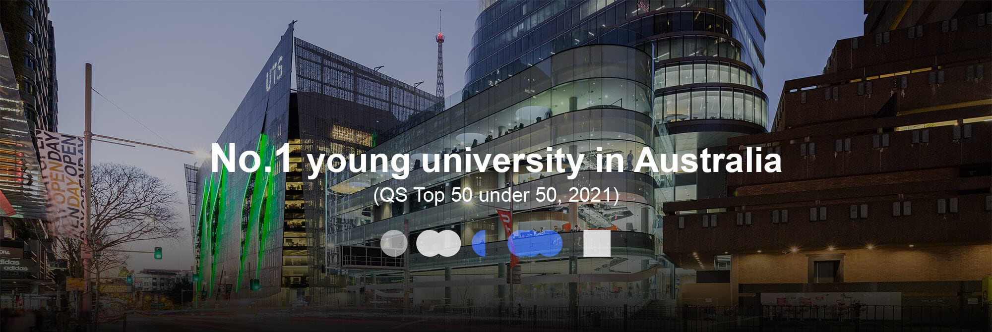 No. 1 Young university in Australia