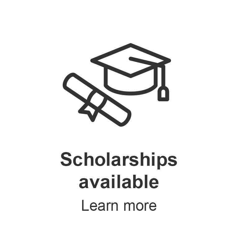 Range of scholarships
